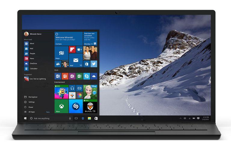 Windows 10 estará disponible como actualización sin cargo para los usuarios de Windows 7 y Windows 8.1