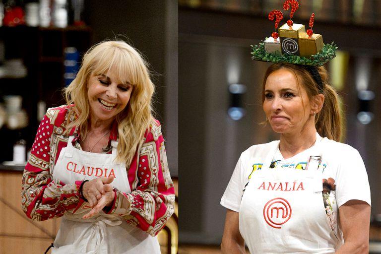 MasterChef Celebrity: Claudia y Analía son las finalistas del certamen