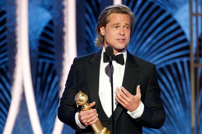 Brad Pitt, mejor actor de reparto por Había una vez... en Hollywood