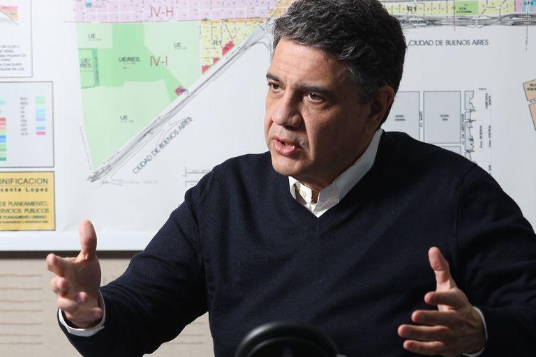 Jorge Macri, Intendente de Vicente López y presidente del PRO bonaerense