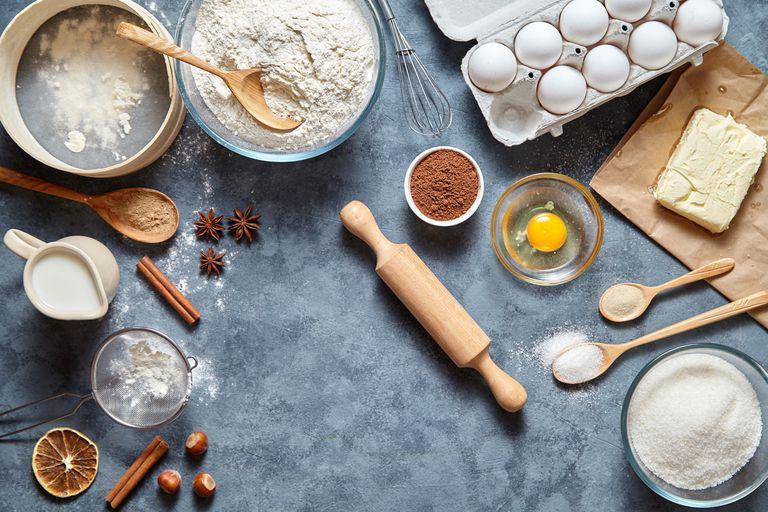 Cuatro opciones dulces con una misma base y los secretos de su preparación
