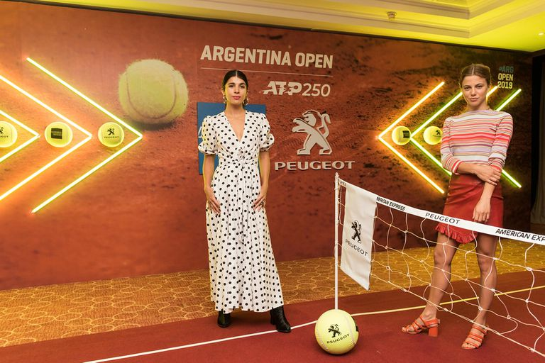 Los mejores looks del ATP de Buenos Aires