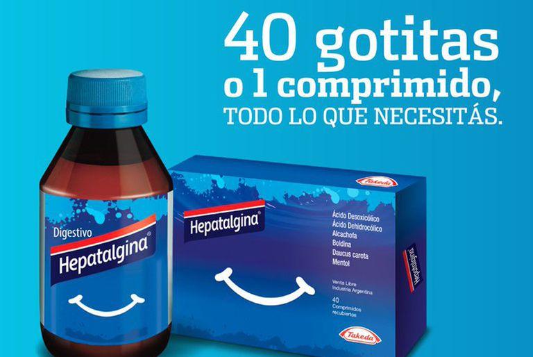 Hepatalgina. El popular medicamento tiene nuevo dueño
