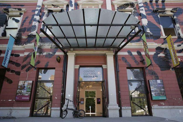 El Centro Cultural Recoleta