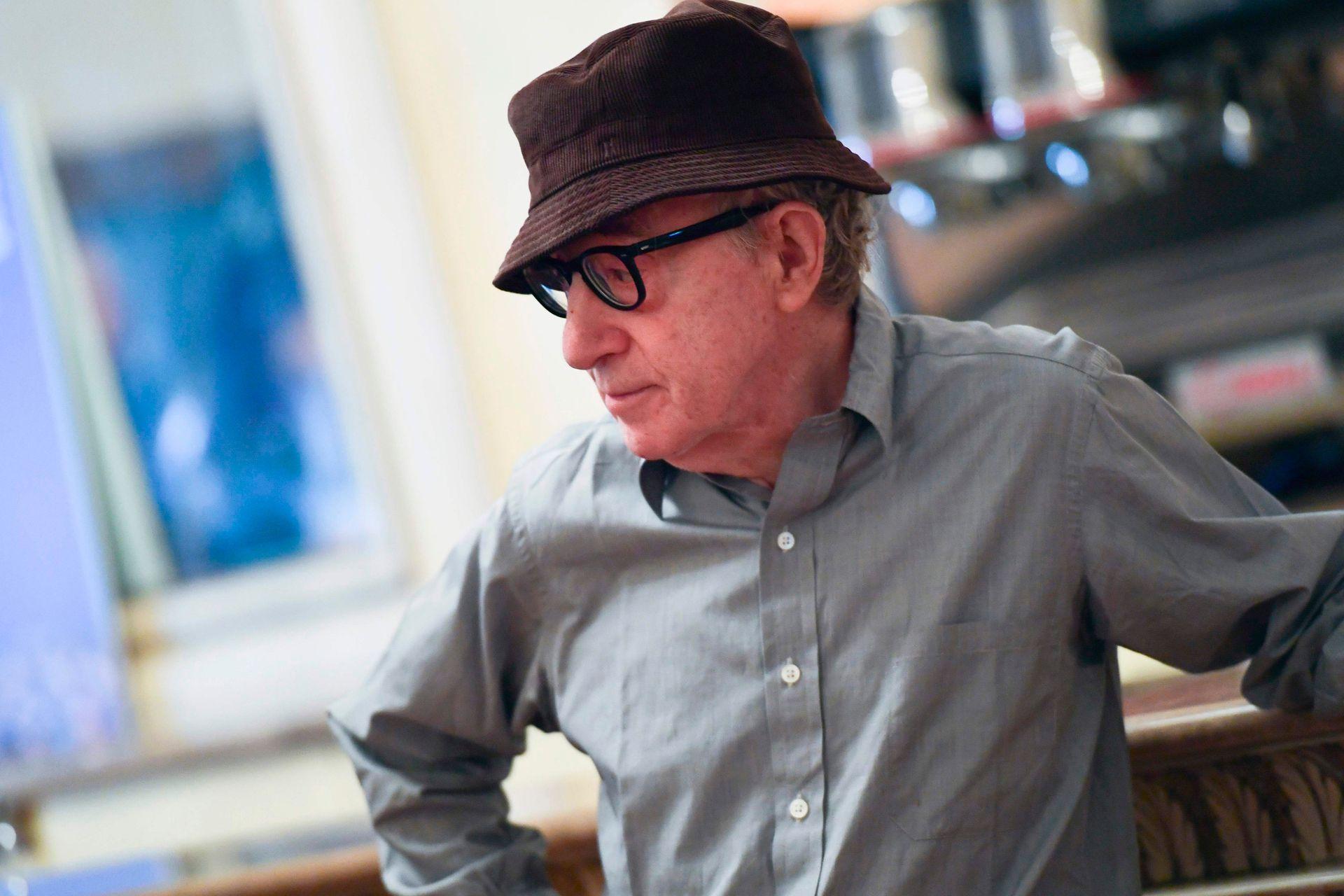 Fiel a su estilo, Woody Allen fue el protagonista de la conferencia de prensa con la que se presentó Gianni Schicchi, la opera que dirigirá en la Scala de Milán