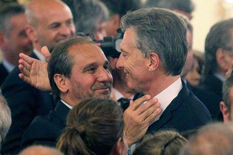 Nicolás Caputo mantiene una estrecha relación con Macri, pero está apartado de la gestión de gobierno