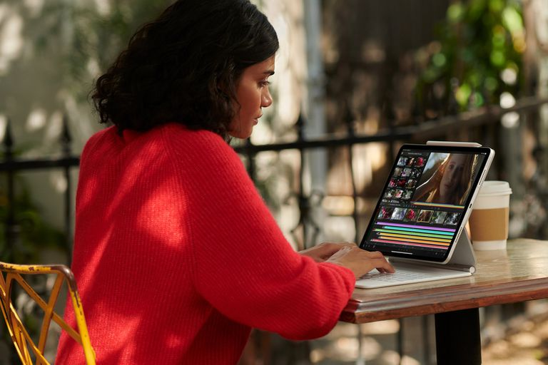 El nuevo iPad Pro tiene pantallas de 12,9 u 11 pulgadas, y es el primero en usar un chip M1 de Apple, el mismo que está en las nuevas MacBook