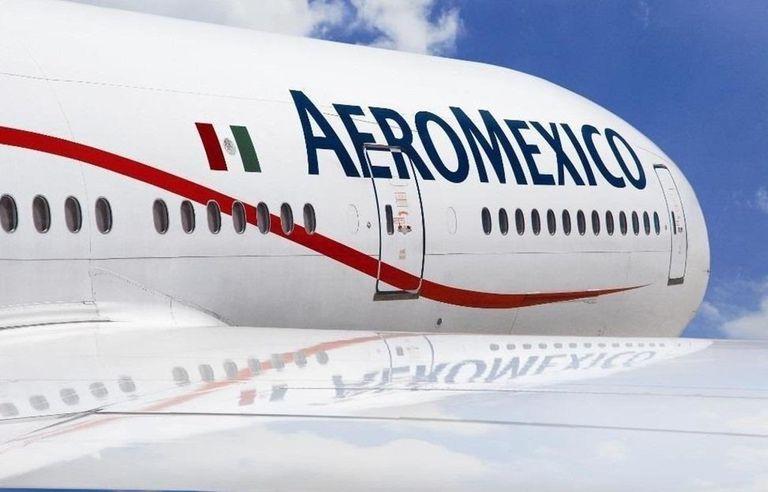 10-05-2017 Aeroméxico implementa el uso obligatorio de mascarilla en todos sus vuelos CENTROAMÉRICA MÉXICO ECONOMIA