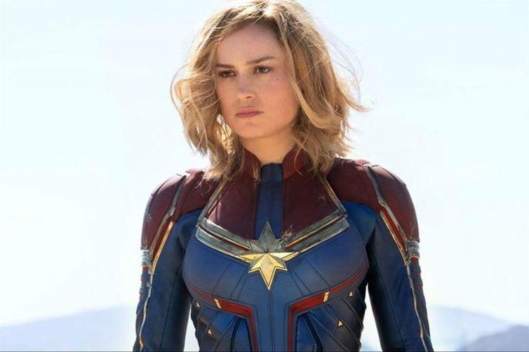 Así la Capitana Marvel se une a la fuerza paramilitar de Nick Fury