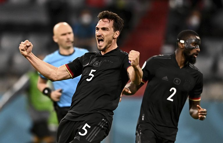 Partidazo entre Inglaterra y Alemania: así se jugarán los octavos de final de la Eurocopa
