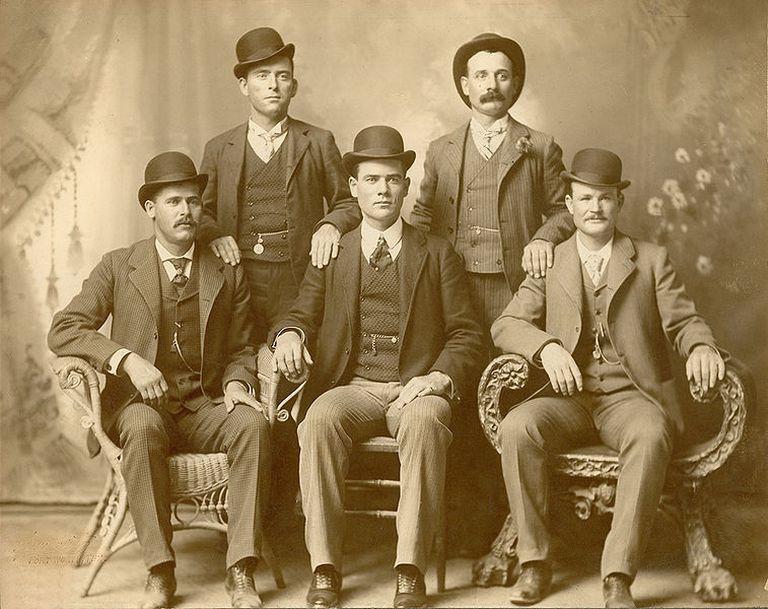 La banda salvaje. Butch Cassidy y Sundance Kid, del lejano oeste al indómito sur