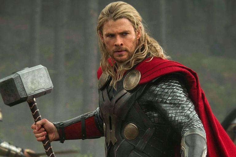 El actor Chris Hemsworth cobró sólo 15.000 dólares por su primera película de Thor. Por la última, ganó 15 millones de dólares.