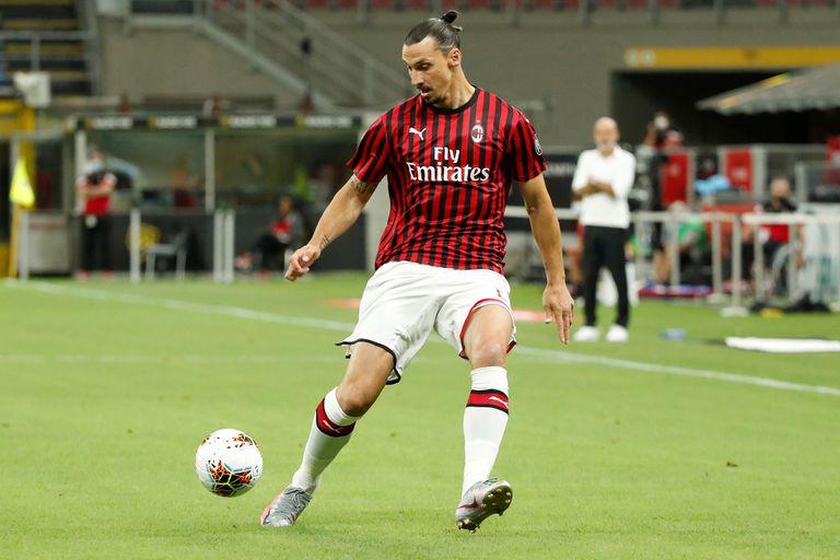 """Picante Zlatan: """"Si hubiera estado antes en Milan, habríamos ganado el Scudetto"""""""