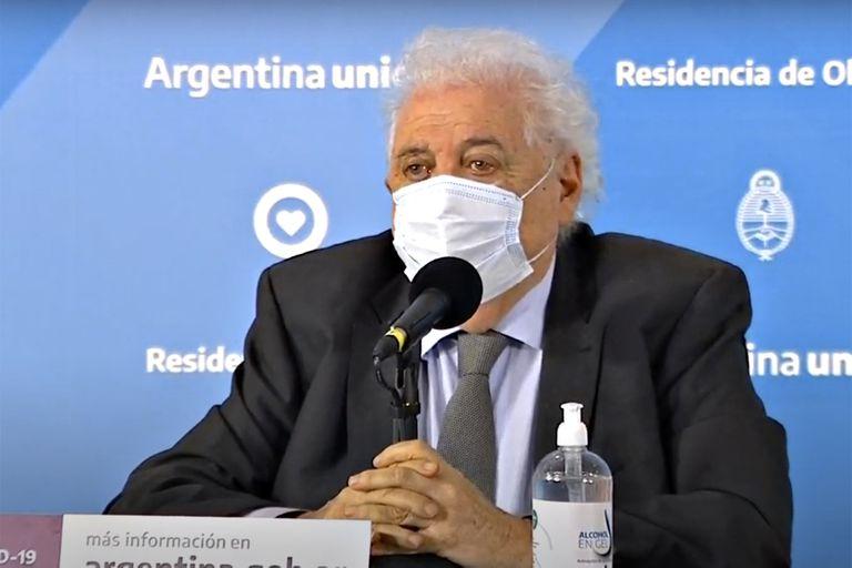 El Ministerio de Salud de la Nación que conduce Ginés González García y la comisión directiva de la Sociedad Argentina de Pediatría advirtieron sobre el uso del dióxido de cloro y dijeron que no debe consumirse para prevenir el coronavirus