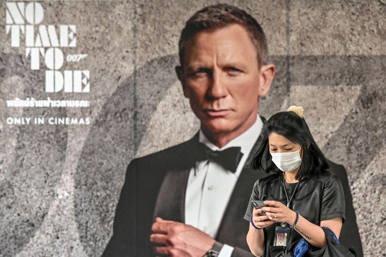 La premier de James Bond, en Beijing, debió suspenderse