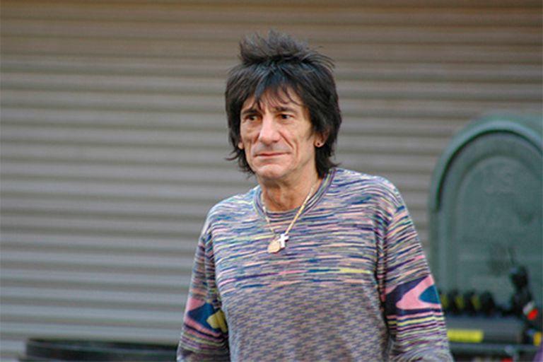 """""""Las drogas eran normales en mi familia"""", aseguró el hijo mayor de Ronnie Wood"""