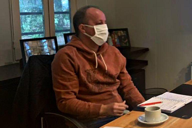 Tos, dolor de cabeza y fiebre: los síntomas de Insaurralde por el Covid-19