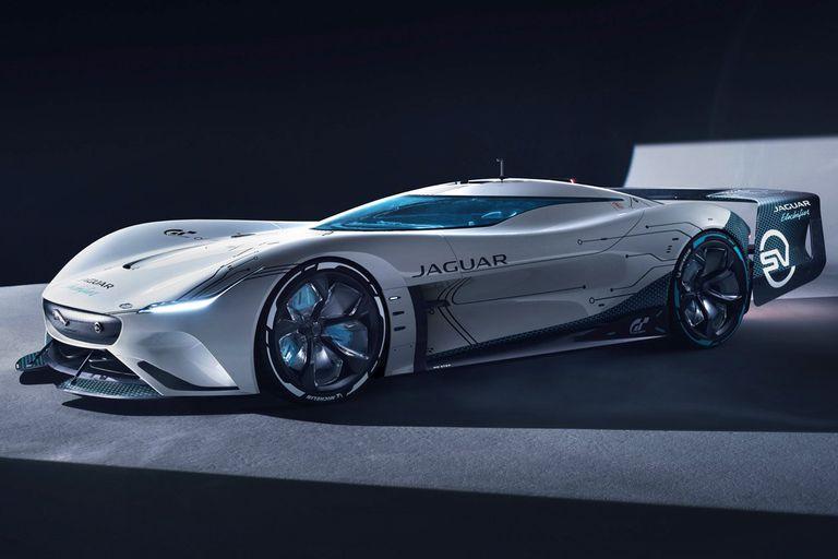 Jaguar Vision GT SV, diseñado para las consolas