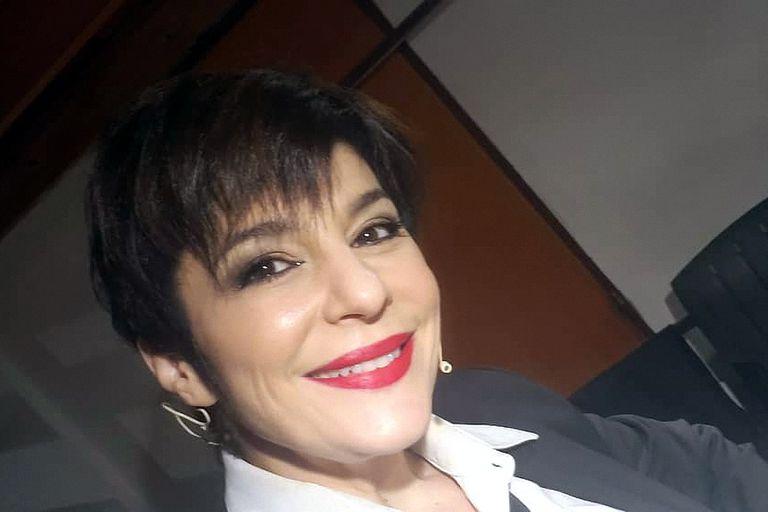La conductora y actriz comparó la situación de Susana con la de Marcelo Tinelli.