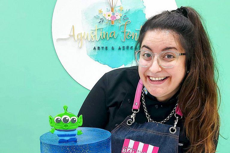 El conmovedor mensaje del novio de Agustina Fontenla, a dos meses de la muerte de la participante de Bake Off