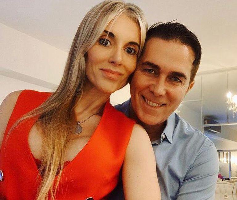 El romántico mensaje de Rodolfo Barili a Lara Piro en su cumpleaños