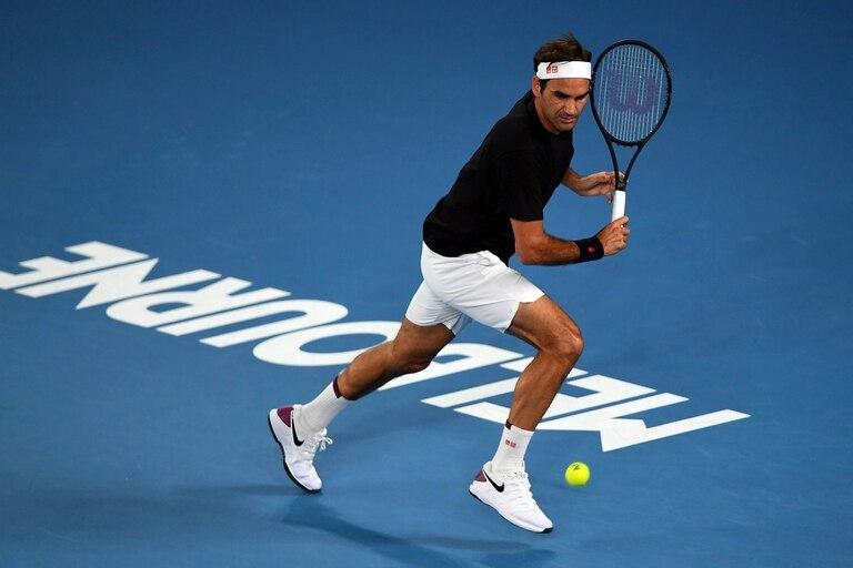 El tenista suizo Roger Federer, que no compite desde enero de 2020 en Australia, reaparecería en el circuito en el ATP de Doha, desde el 8 de marzo próximo.