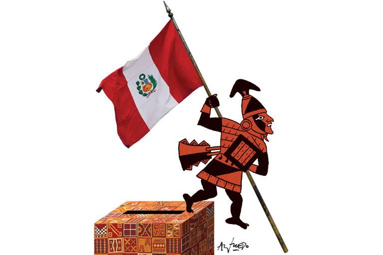 Unas elecciones que ponen a Perú ante el abismo