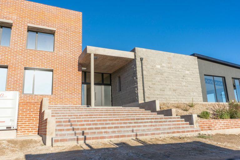 El nuevo laboratorio tendrá 2900 metros cuadrados cubiertos