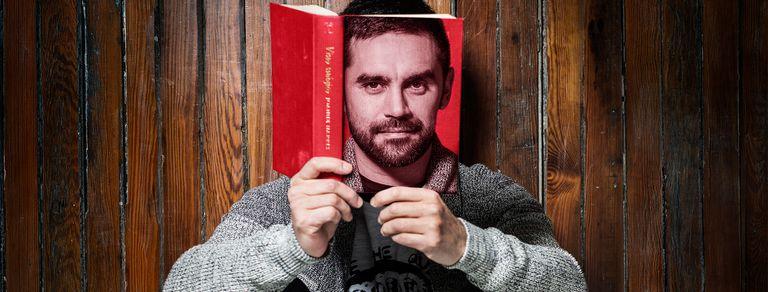 """Gonzalo Heredia: """"Mi historia es la prueba de que cualquiera puede ser lector"""""""