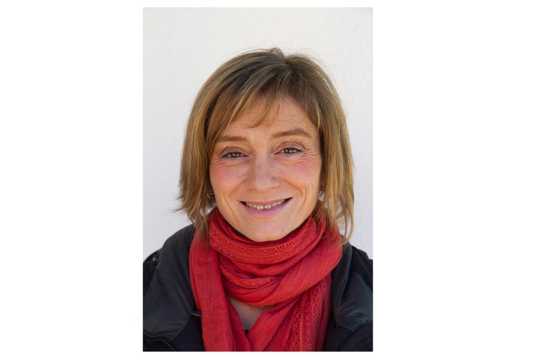 Yolanda Santiuste, la psiconeuroinmunóloga del plantel argentino.