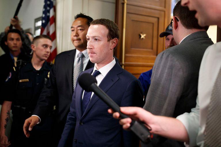 Cuánto gastan Facebook y las tecnológicas para cuidar a sus ejecutivos