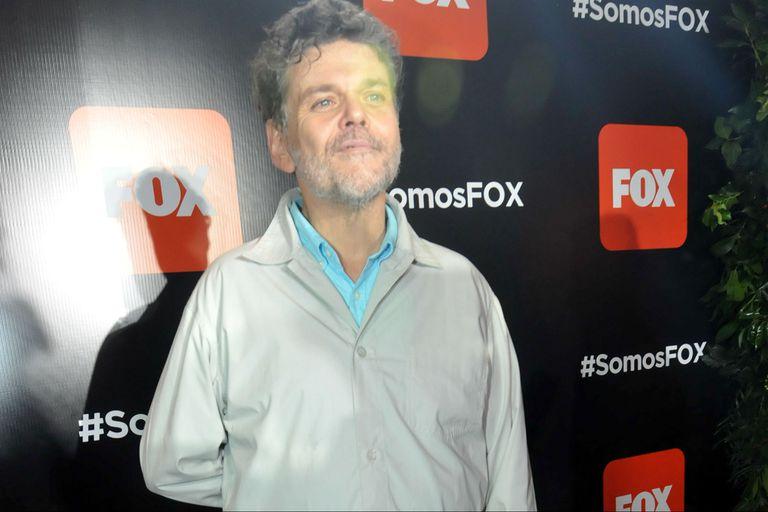 Alfredo Casero pasó por la alfombra roja de Fox