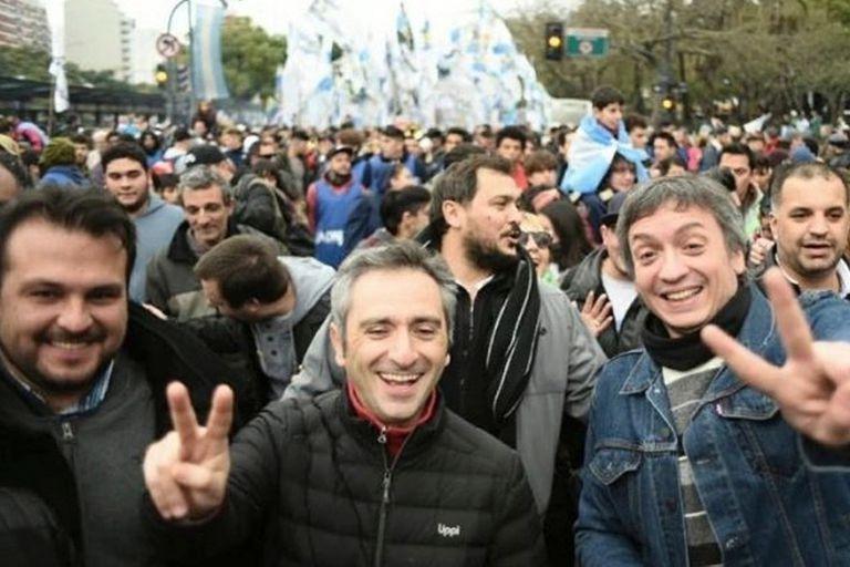 La Cámpora convoca a marchar al Congreso a las 18, en apoyo al nuevo impuesto a las grandes riquezas que impulsa Máximo Kirchner