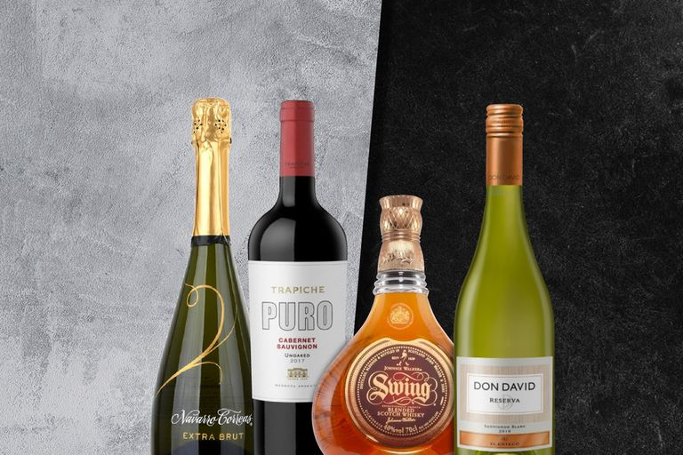 """""""Sólo por hoy"""": todos los días un nuevo descuento en vinos y spirits"""