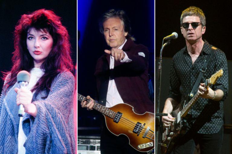 Kate Bush, Paul McCartney y Noel Gallagher son algunos de los músicos que reclaman cambios que mejoren los ingresos por transmisión para artistas