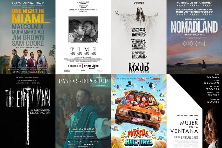 Las mejores películas en lo que va del 2021, según nuestros críticos