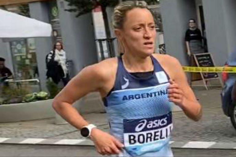 Mundial de media maratón. Récords argentinos y una histórica actuación femenina