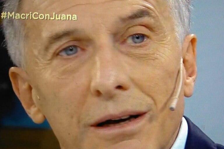 Sinceramiento: Macri confesó la dura lección de vida que aprendió con su padre