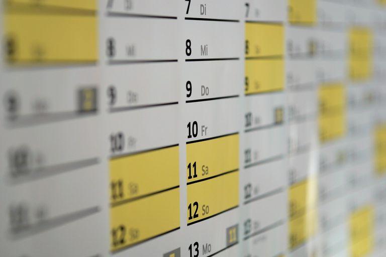 Luego de un mes sin feriados, el 12 de octubre hay un fin de semana largo.