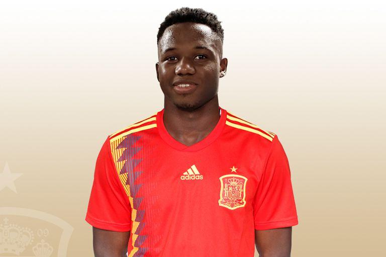 El Messi que no se les escapó: Ansu Fati, a la Sub 21 de España