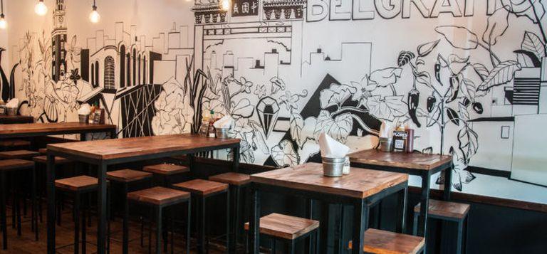 Pedite la hamburguesa Puerto Madero en Mi Barrio y despuntá tu amor por lo fuerte