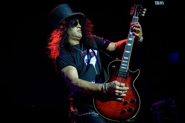 """Slash, sobre Guns n' Roses: """"Es emocionante trabajar en material nuevo"""""""
