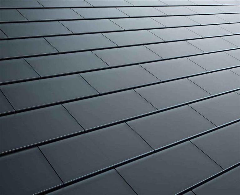 Integración vertical: Tesla busca que las casas utilicen sus tejas para generar energía para uso hogareño y de paso para recargar las baterías de sus auto eléctricos