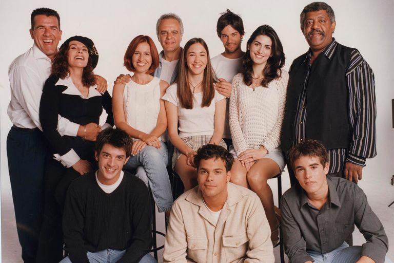 Su personaje en Gasoleros, Emilia, era una mujer trabajadora e independiente que criaba sola a sus dos hijas adolescentes