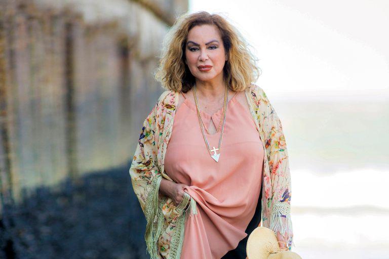 Salomón: Rosenfeld y las instrucciones que le dejó la actriz en varios videos