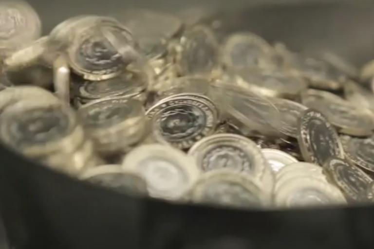 Las extrañas monedas argentinas cotizadas en US$ 70.000