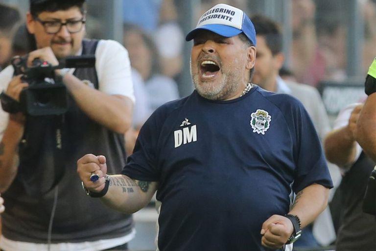 Caparrós asocia a Maradona con lo dramático