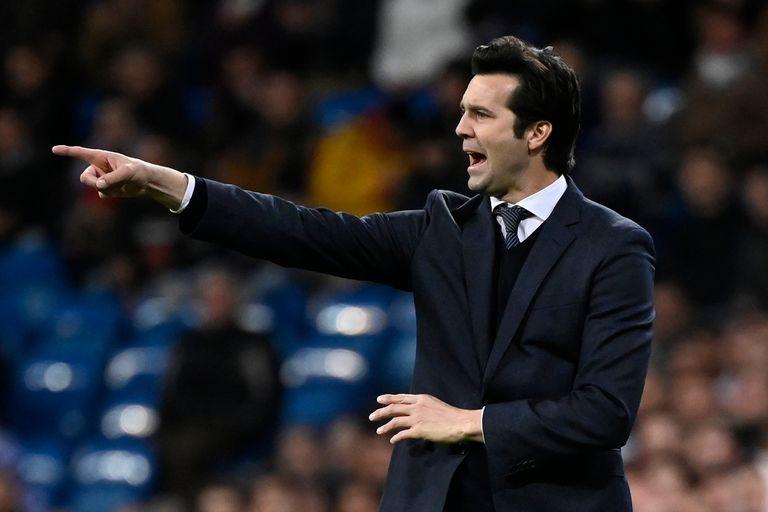 Santiago Solari tuvo un breve y traumático paso por la primera del Madrid