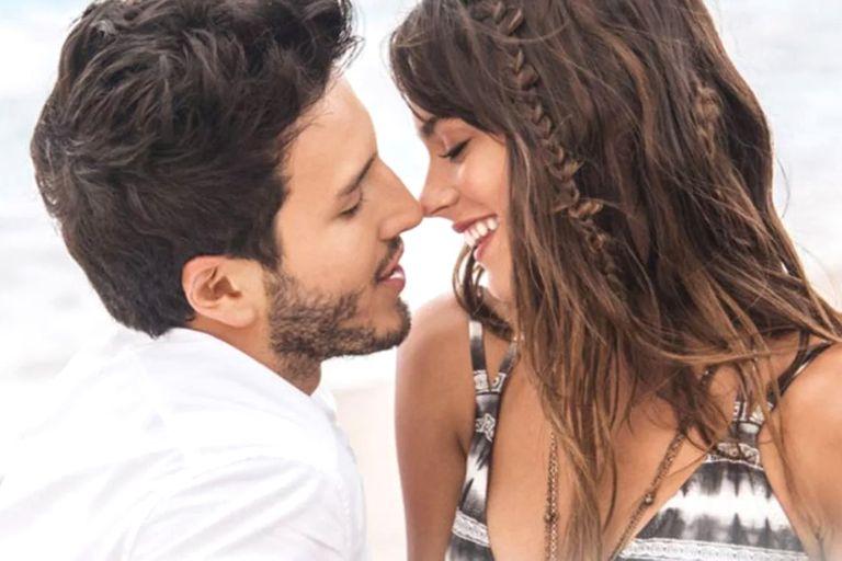 La tierna foto que confirma el noviazgo entre Tini Stoessel y Sebastián Yatra