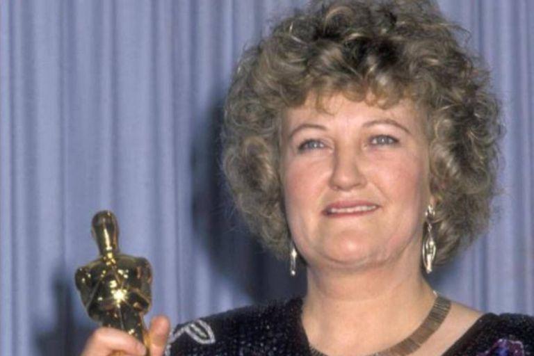 Fricker, de origen irlandés, ganó un Oscar por su interpretación de la madre de Christy Brown en Mi pie izquierdo